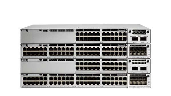 cisco switching stack