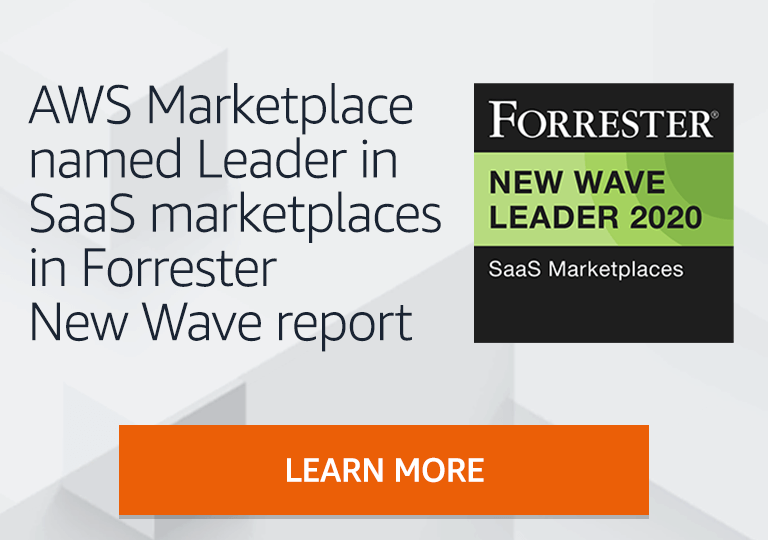 AWS Marketplace forrester